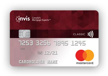 Classic Rewards Mastercard
