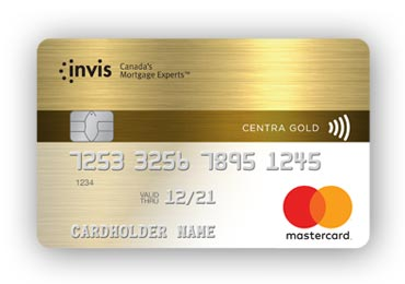 Centra Gold Rewards Mastercard