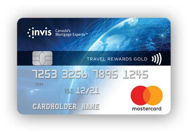 Travel Rewards Mastercard